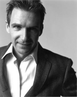 Ralph Fiennes.